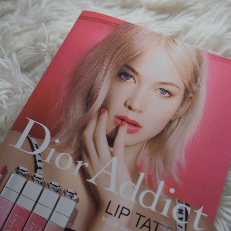 super popular 57b18 187c2 新作コスメ】Dior Addict リップティント : kana ono   PRESS ...