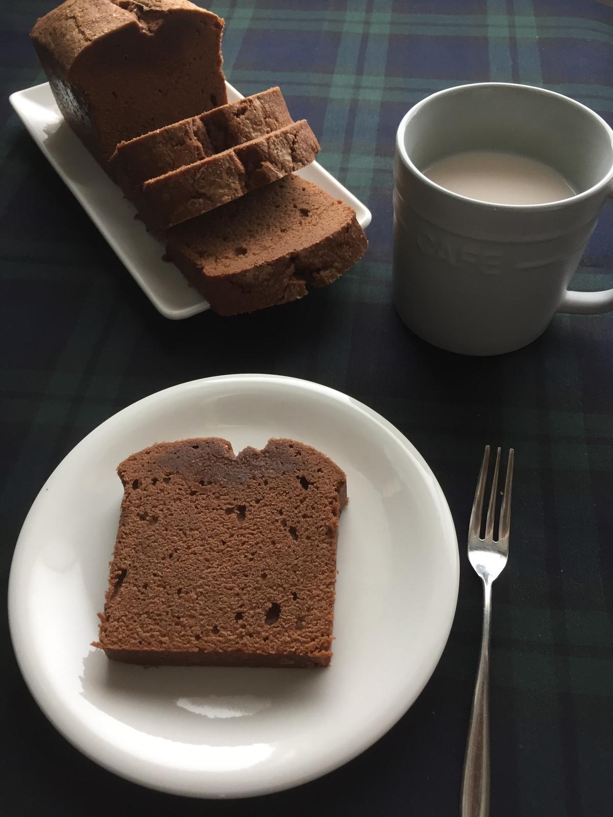 人気 ケーキ レシピ チョコ パウンド